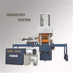 广州广试提供微机控制电液伺服压剪试验机