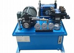 注塑机液压系统