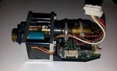良明印刷机墨键电机