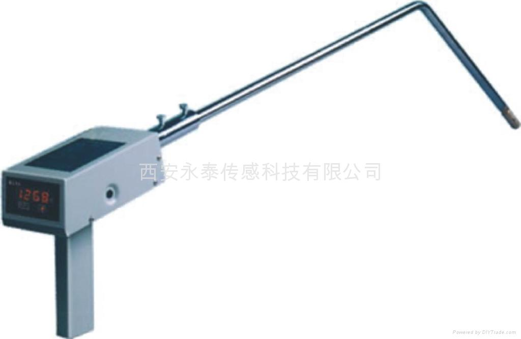 HW手持式鑄造測溫槍 1