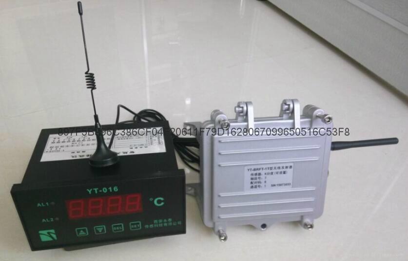 YT-BRFT系列迴轉窯無線測溫儀 1