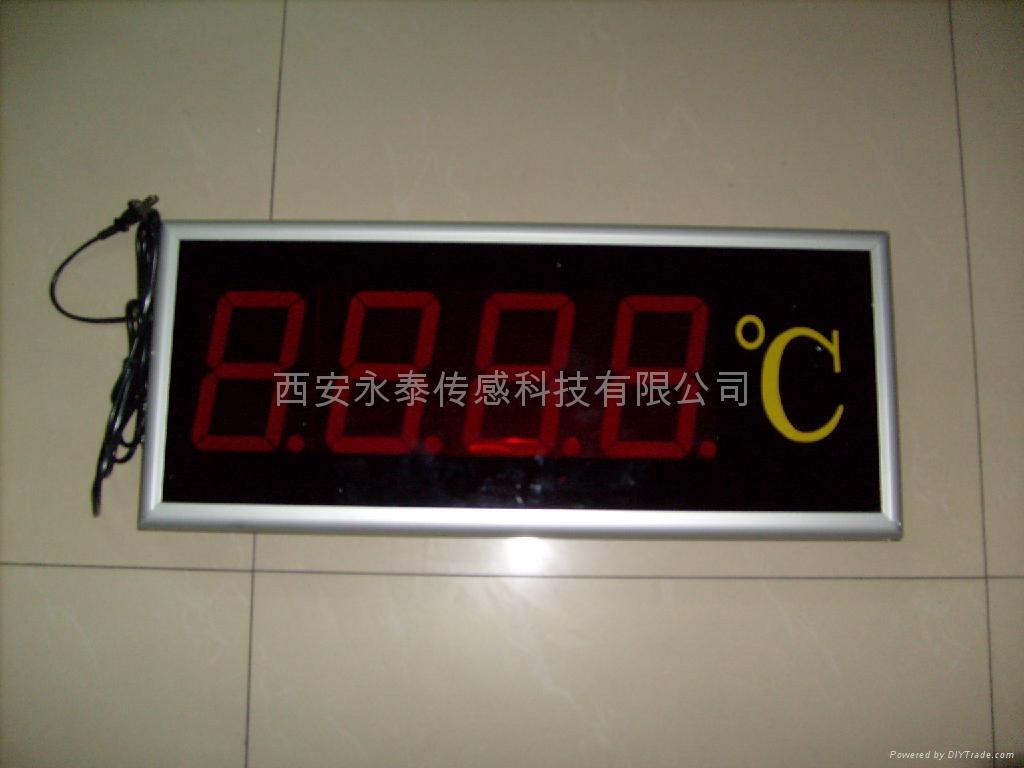 大屏幕測溫儀顯示器 1