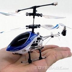 三通帶陀螺儀遙控超小合金飛機