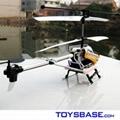 带陀螺仪3通遥控直升飞机,LCD遥控器 2