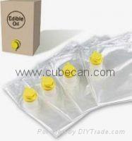 edible oil bag-in-box system 2