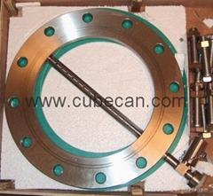 12 inch DN300 Bunker Fuel Drip Sampler
