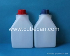 1 Liter HDPE sampling bo (Hot Product - 1*)