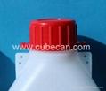 1 Liter HDPE sampling bottles 2
