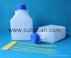 750ml HDPE fuel oil sampling bottles (Hot Product - 1*)