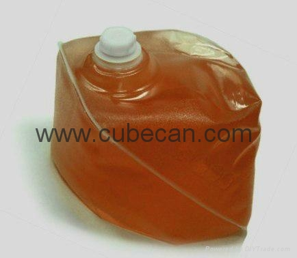 cubitainer for Photocatalytic Coatings packaging 3