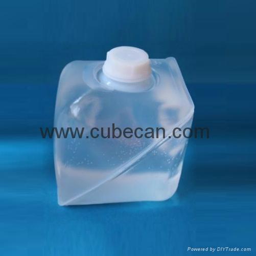 2 Liter 2 quart cubitainer 1