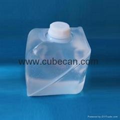 2 Liter 2 quart cubitainer