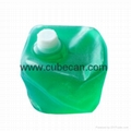 1 gallon LDPE cubitainer