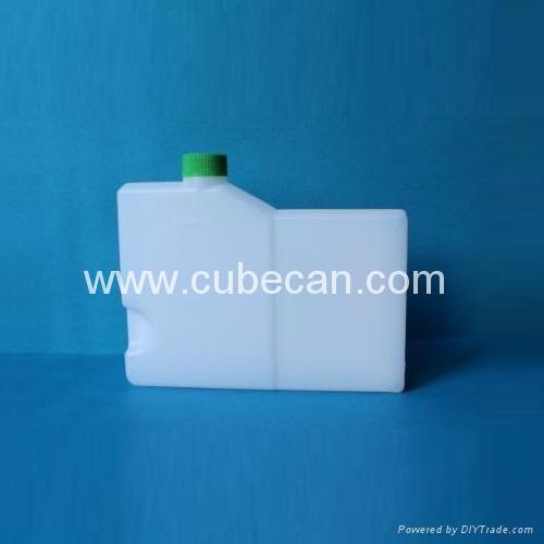 Roche reagent bottles
