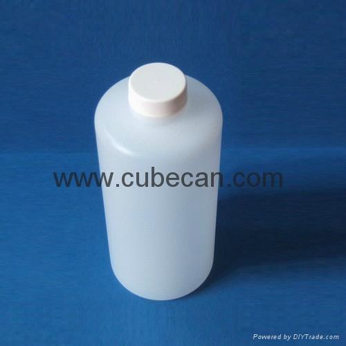 Beckman clinical chemistry & Hematology reagent bottles 3