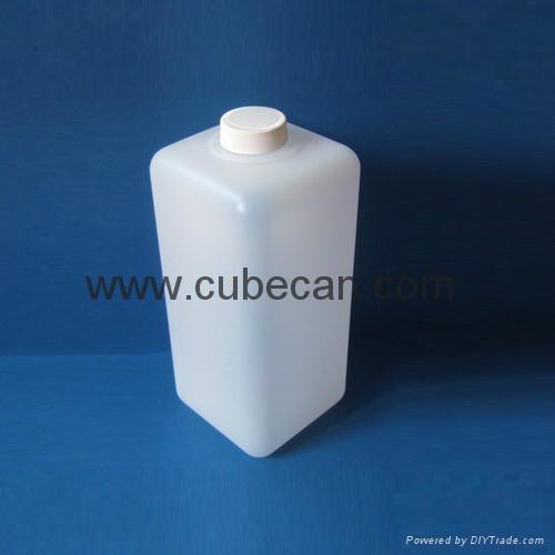 Beckman clinical chemistry & Hematology reagent bottles 2