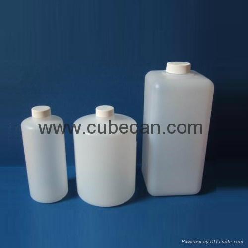 Beckman clinical chemistry & Hematology reagent bottles 1