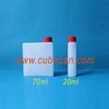 Hitachi Reagent Bottles 100ml 20ml