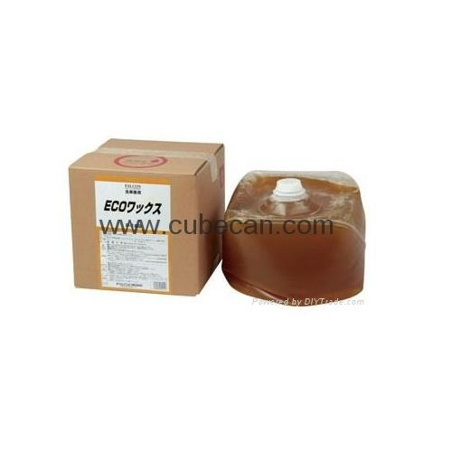 15 liters cubitainers for car care industry 3