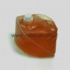 15 liters cubitainers for car care industry