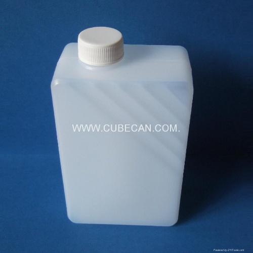 Nihon Kohden Hematology reagent bottles