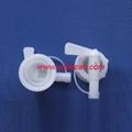38mm screw cap with 8mm spigot tap