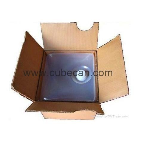 cubitainer carton Box 3