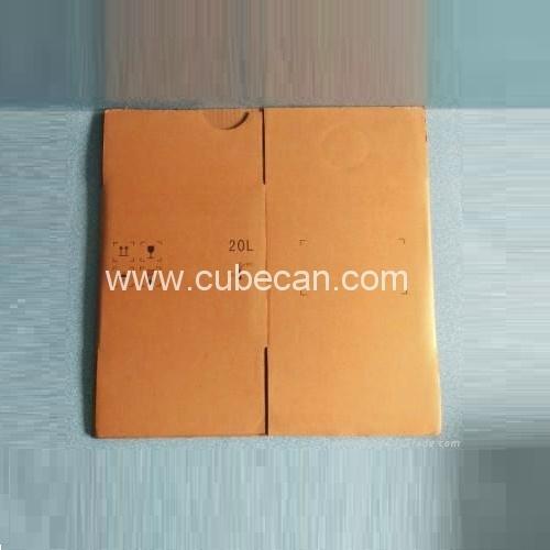 cubitainer carton Box 1