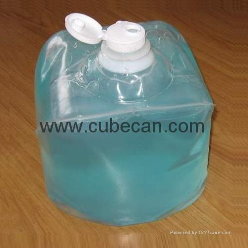 ultrasound gel cubitainer 5 L
