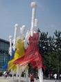 不鏽鋼雕塑 3