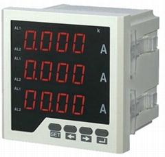 HD-3AA三相數顯電流表 三相交流電流表