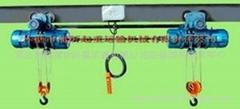 雙吊點(雙鉤)電動葫蘆