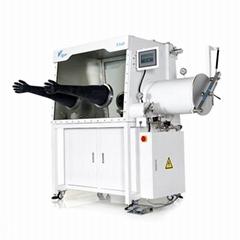 威格手套箱 標準對面雙工位手套箱 實驗室專用設備 專利無洩漏密封