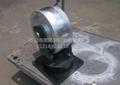 Ball Bearing Heavy Duty Railway Forged Steel Wheel 2