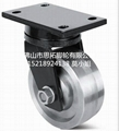 Ball Bearing Heavy Duty Railway Forged Steel Wheel