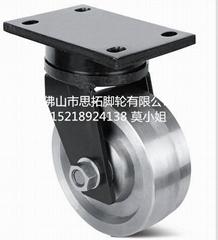 Ball Bearing Heavy Duty Railway Forged Steel Wheel