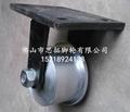 track roller wheel industrial castor