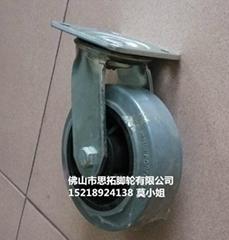 6 inch heavy duty antistatic wheel load 180KG/pcs