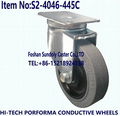 HI-TECH PORFORMA CONDUCTIVE WHEELS