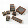 jewelry box paper pendant box jewelry gift box paper necklace box ring box paper 1
