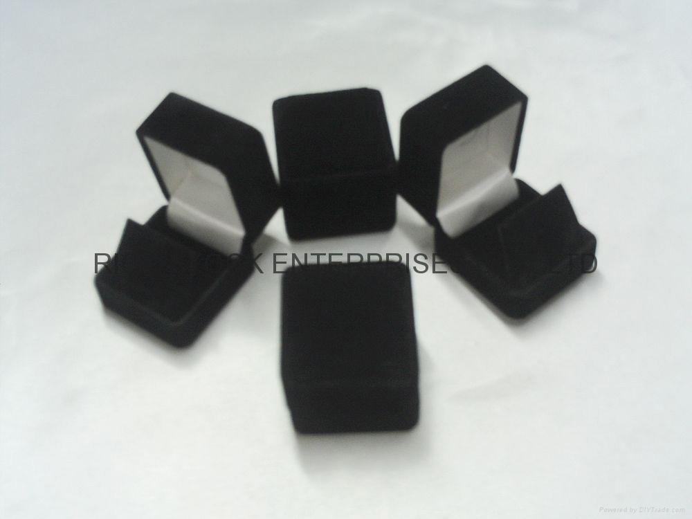 velvet jewelry box velvet earring box velvet gift box 2