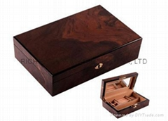 jewelry box/wooden jewelry box/wooden dressing case/wooden powder box