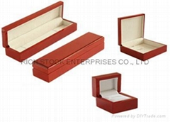 wooden jewelry box/wooden ring box/wooden earring box/wooden necklace box
