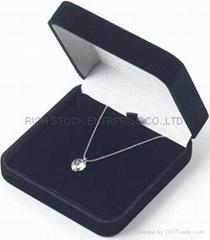 velvet necklace box velvet aiglet box velvet jewelry box velvet earring box
