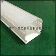 深圳LED日光灯PC灯罩