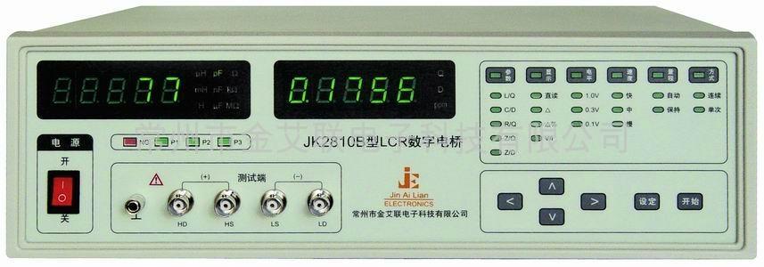 JK2810BLCR數字電橋 1