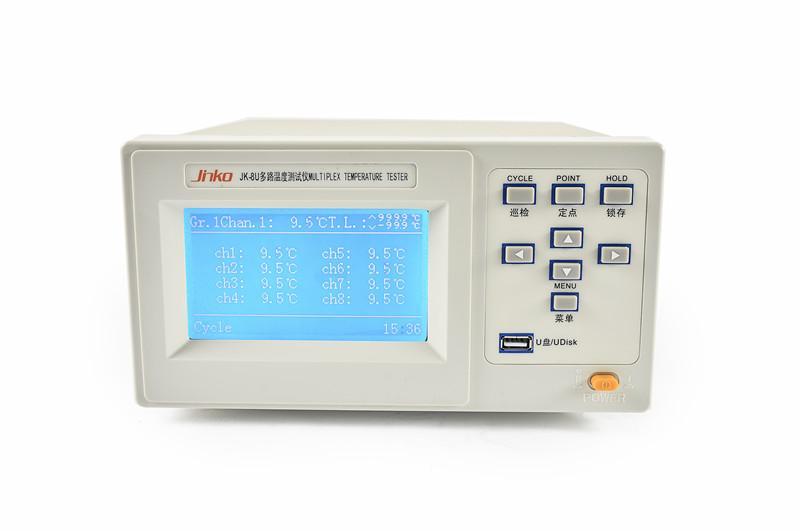多路溫度測試儀 1