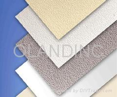 ABS Sheets for Automobile equipment series