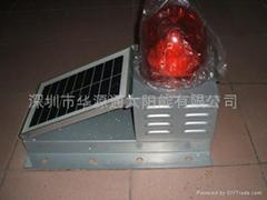 太陽能高空障礙燈
