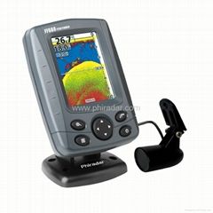 Boat Fish Finder with co